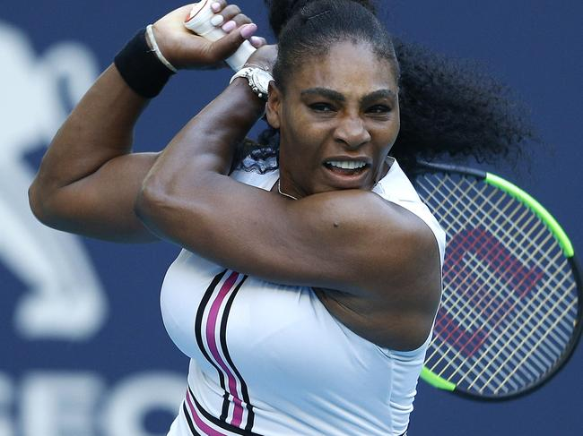 Serena Williams has with drawn from two consecutive tournaments.