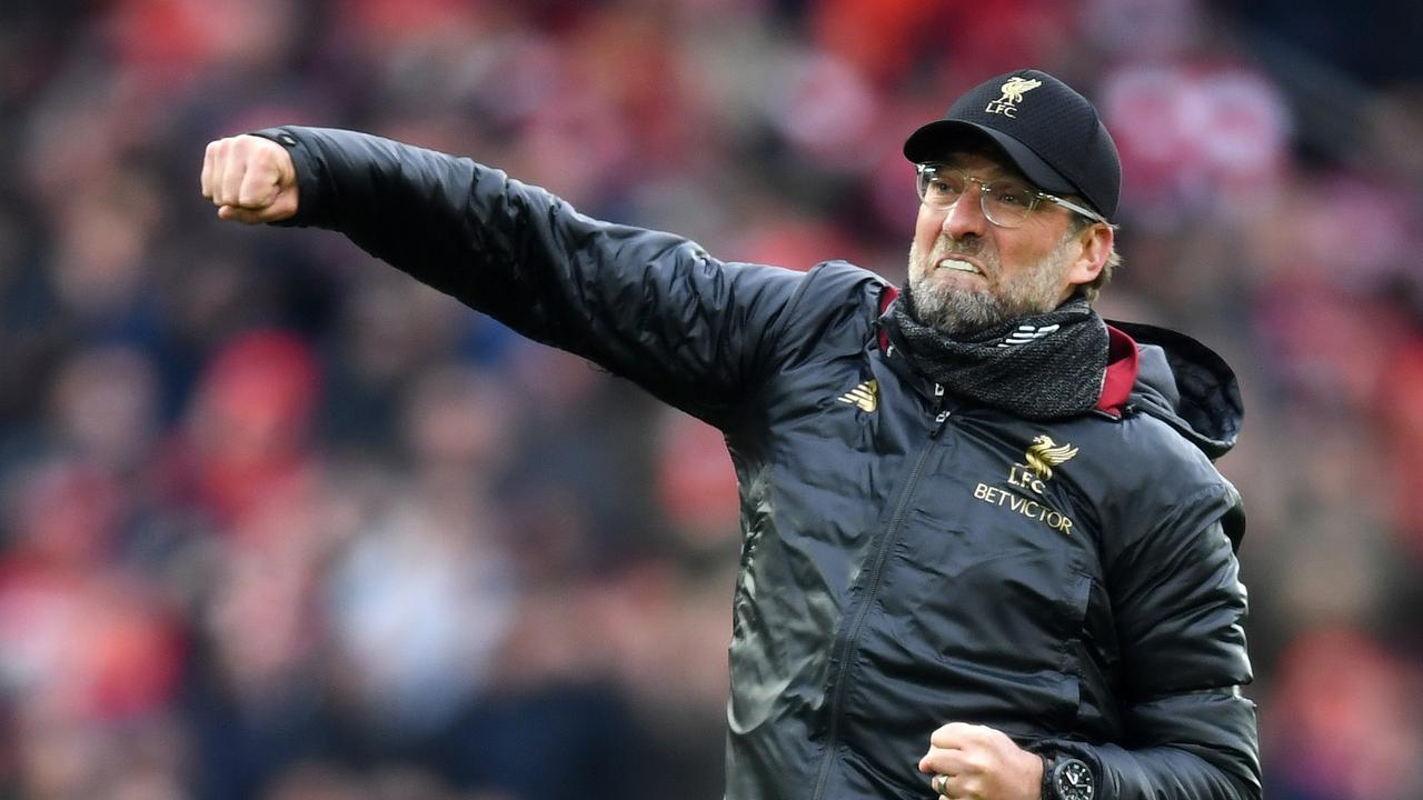 Jurgen Klopp is about to end a 30-year drought.