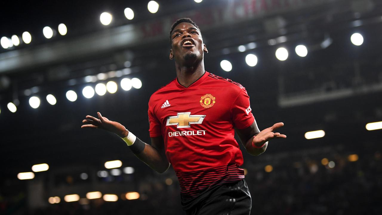 Both Juve and Real are keen on signing Pogba