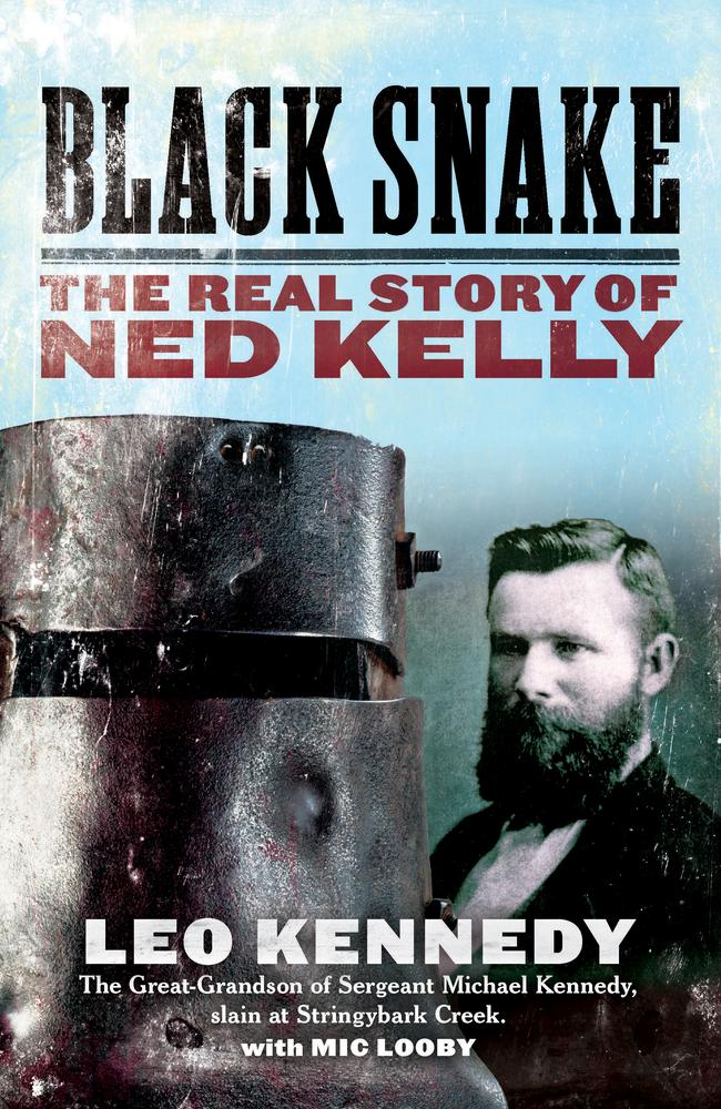 Ned Kelly's actions have had a huge impact on families of the victims.