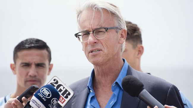 FFA CEO David Gallop is expected to announce the new deal soon. (Christopher Pearce/Getty Images)