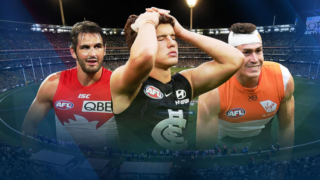 Where does your club play its worst footy? We reveal every AFL team's bogey ground.