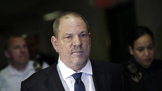 Harvey Weinstein is facing countless allegations of sexual assault and harassment. Picture: Mark Lennihan
