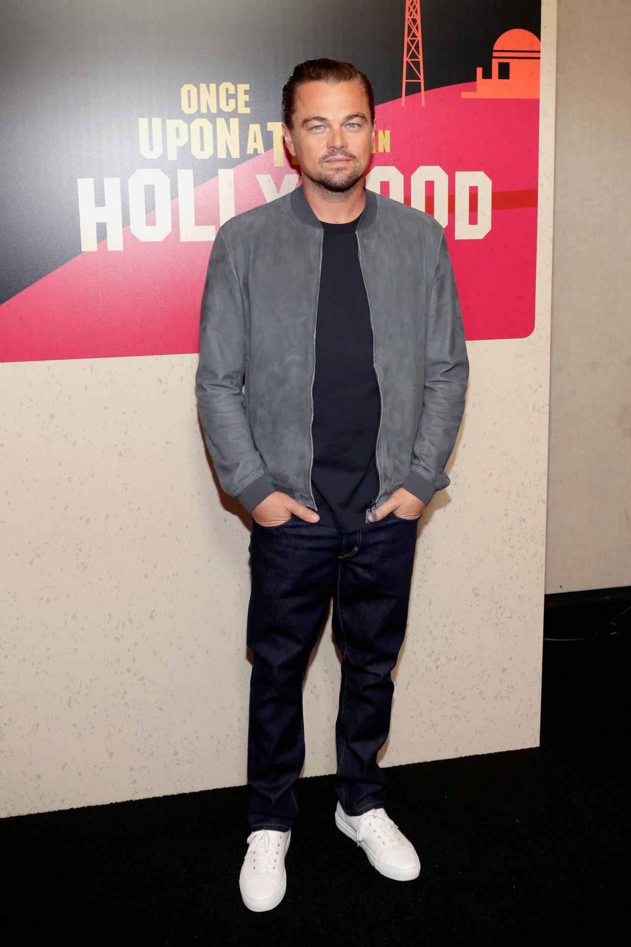 Leonardo DiCaprio style file
