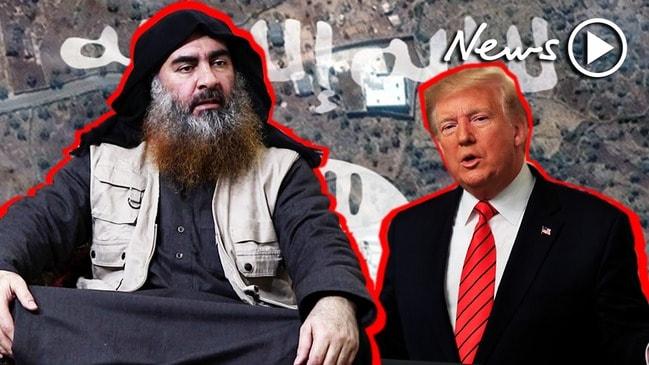 Abu Bakr al-Baghdadi: ISIS leader killed in Syria