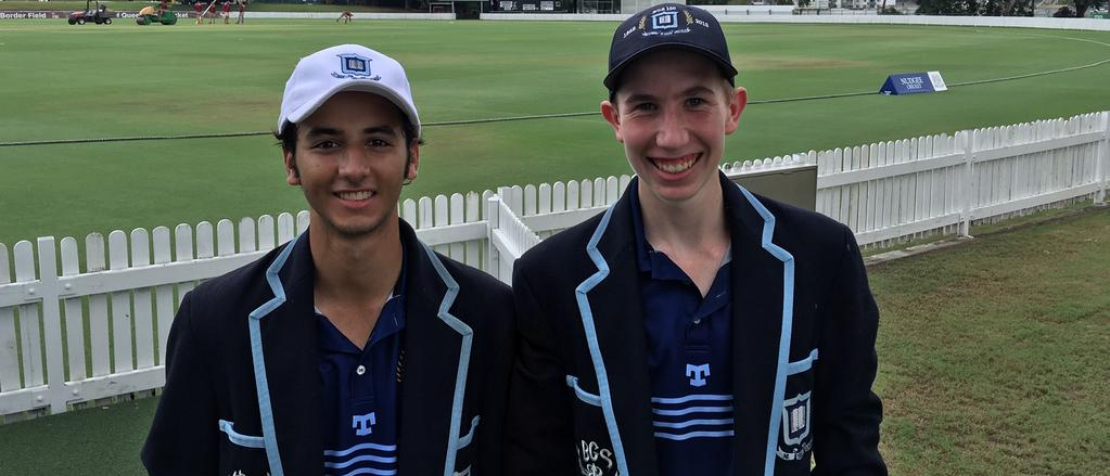 he Southport School rises to outright first place in the GPS