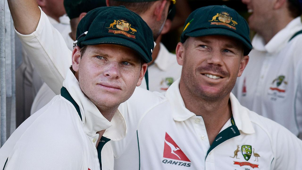 David Warner has set up a potential showdown with his former captain Steve Smith.