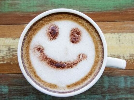 Coffee makes me happy — is that a crime? Picture: praisaeng/iStock via Getty.
