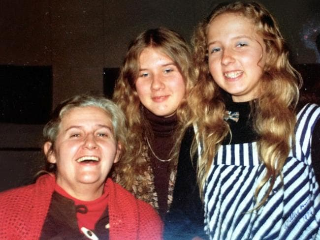 Poet Dorothy Hewett, above with daughters Kate and Rozanna Lilley in about 1976, encouraged her underage daughters having sex with older men.