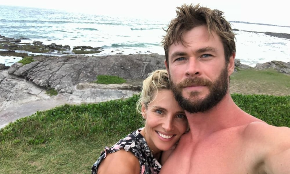 <p><b>Chris Hemsworth and Elsa Pataky</b></p>  <p>I won't lie, I'm incredibly jealous of this couple, I would happily be married to either of them but alas, they have found each other and had a beautiful family to match.</p>  <p>In 2010 it was almost unheard of for a wedding to happen after just three months of dating, but eight years on and the couple are going strong. </p>  <p><i>Image: Instagram </i></p>