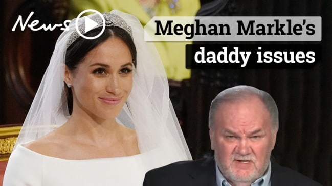 Megxit: The complicated relationship between Meghan Markle and her dad Thomas