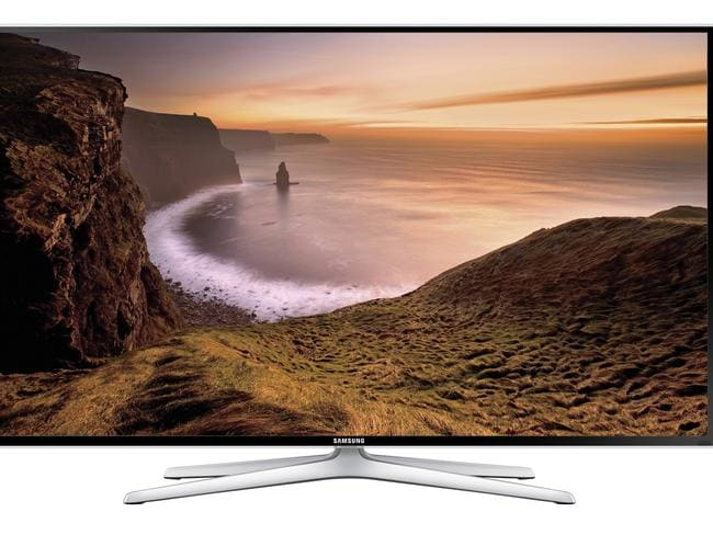 If your dad enjoys watching television, check out this Samsung 81cm LED LCD 3D Smart TV from The Good Guys.