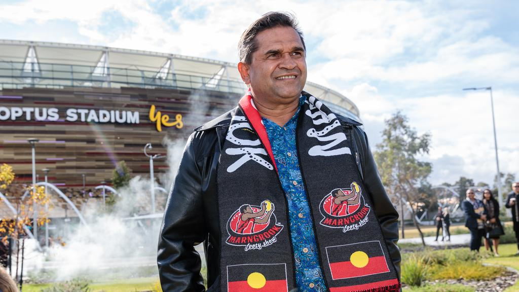 Nicky Winmar took a stand against racism without being roundly booed.