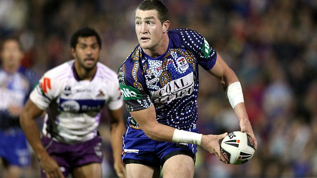 Chris Houston will be back at Newcastle in 2011 after being cleared of drug charges.