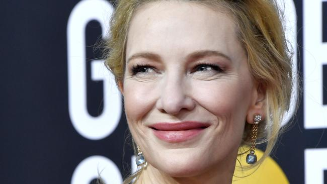 Cate Blanchett opens up about 'chainsaw accident' in isolation – NEWS.com.au