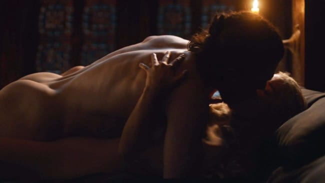 The scene that really grabbed our attention. Image: HBO