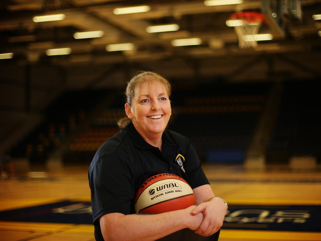 This year's WNBL champions will be worthy winners given all the challenges of hub life, according Sydney Flames coach Karen Dalton. Pic Brett Costello