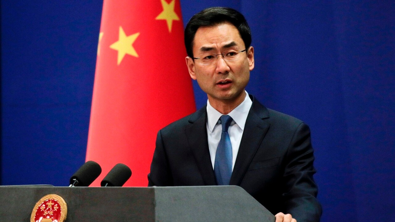China's foreign ministry refutes 'coal ban' claims