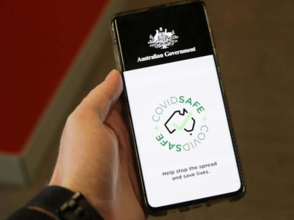 The COVIDsafe app will be launched in Australia tonight. Picture: Supplied