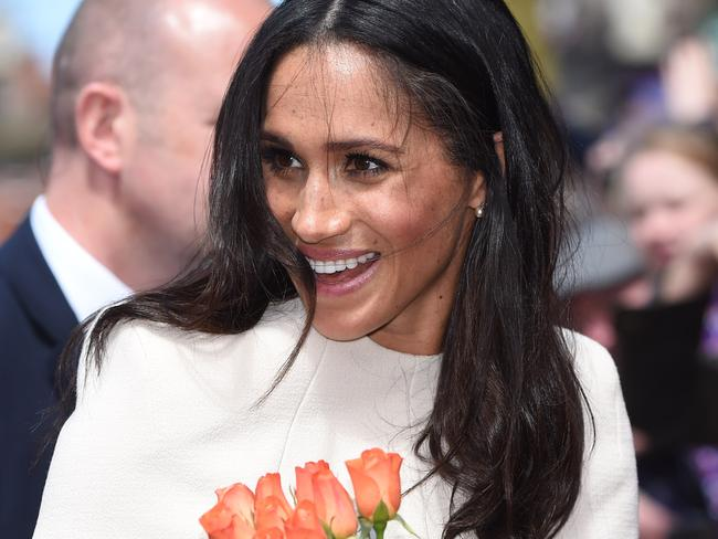 Meghan, Duchess of Sussex has sent a thankyou note to fans expressing her thanks for the many birthday well-wishes she received. Picture: Getty Images