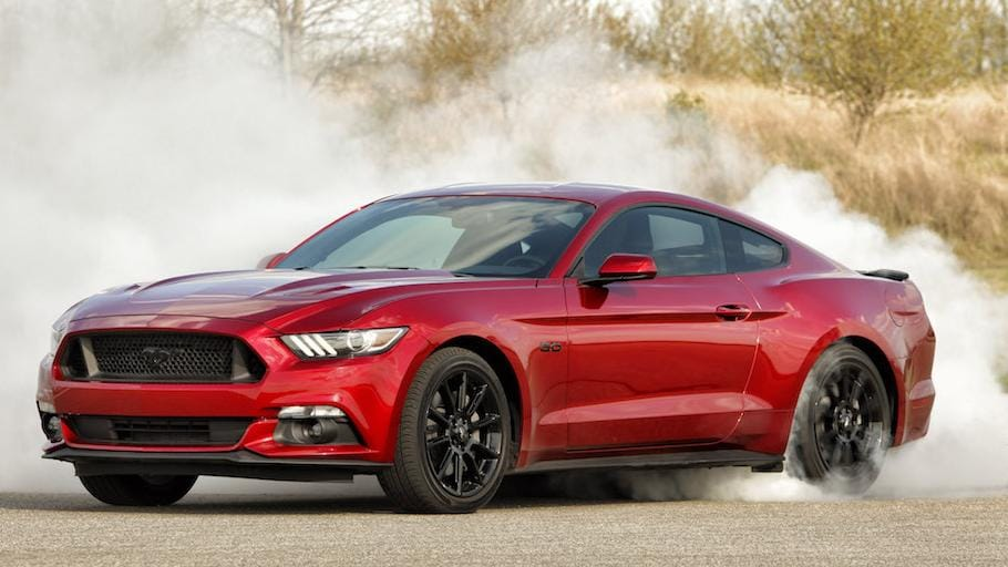 Sales Of The Ford Mustang Have Really Hit The Accelerator In Australia Picture Supplied