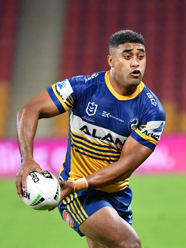 Michael Jennings has been provisionally banned. (AAP Image/Darren England).