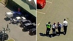 There has been a shooting at Hampton Park tattoo parlour. Source: Channel Seven.