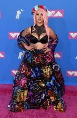 Lily Barrios attends the 2018 MTV Video Music Awards at Radio City Music Hall on August 20, 2018 in New York City. Picture: Jamie McCarthy/Getty Images/AFP