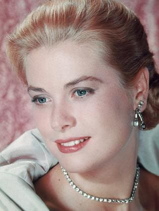 In her lives as an actress and a royal, Princess Grace was one of the most glamorous women in the world. Picture: Getty Images