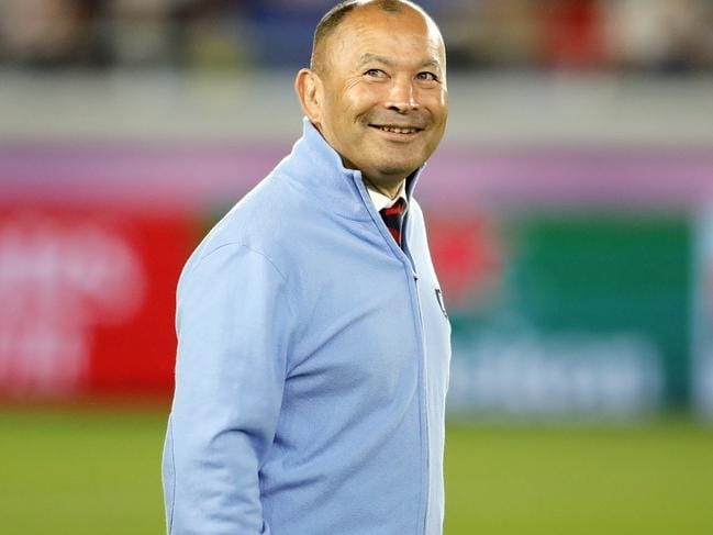 England coach Eddie Jones is the most wanted coach in rugby right now.