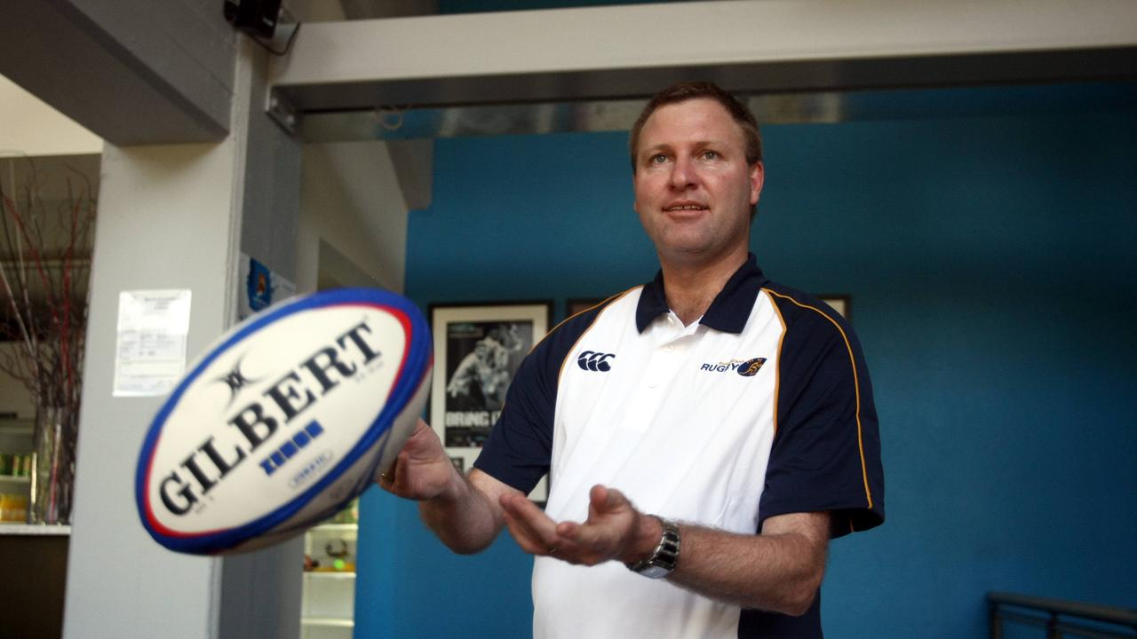 Rugby Australia high performance manager Ben Whittaker.