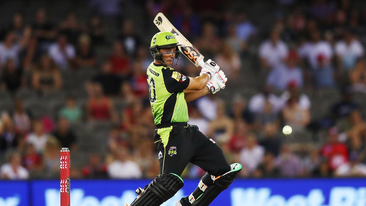 Daniel Sams of the Thunder had an outstanding BBL|08 season