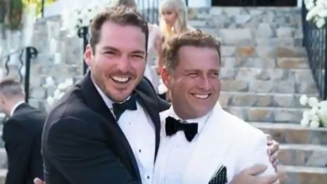 Brothers dumped — Peter and Karl Stefanovic were both dumped this week in sensational circumstances.