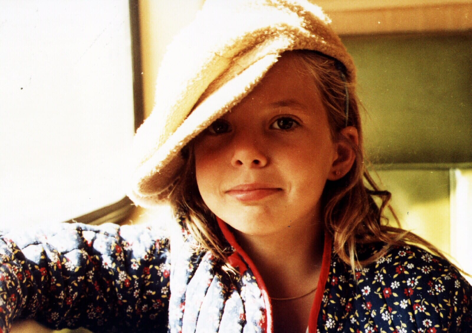 Family supplied photo Samantha Knight (9) of Bondi, who disappeared 19/08/1986.