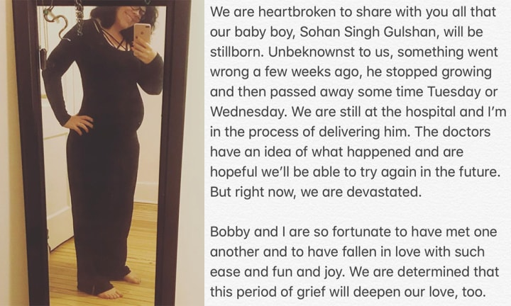 Mum writes letter about receiving pregnancy ads after her son is stillborn