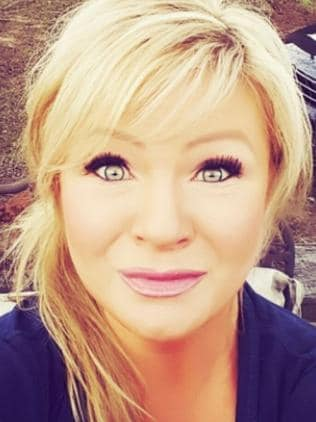 Texas mum Christy Sheats was a vocal gun rights advocate with a history of mental illness. Picture: Supplied
