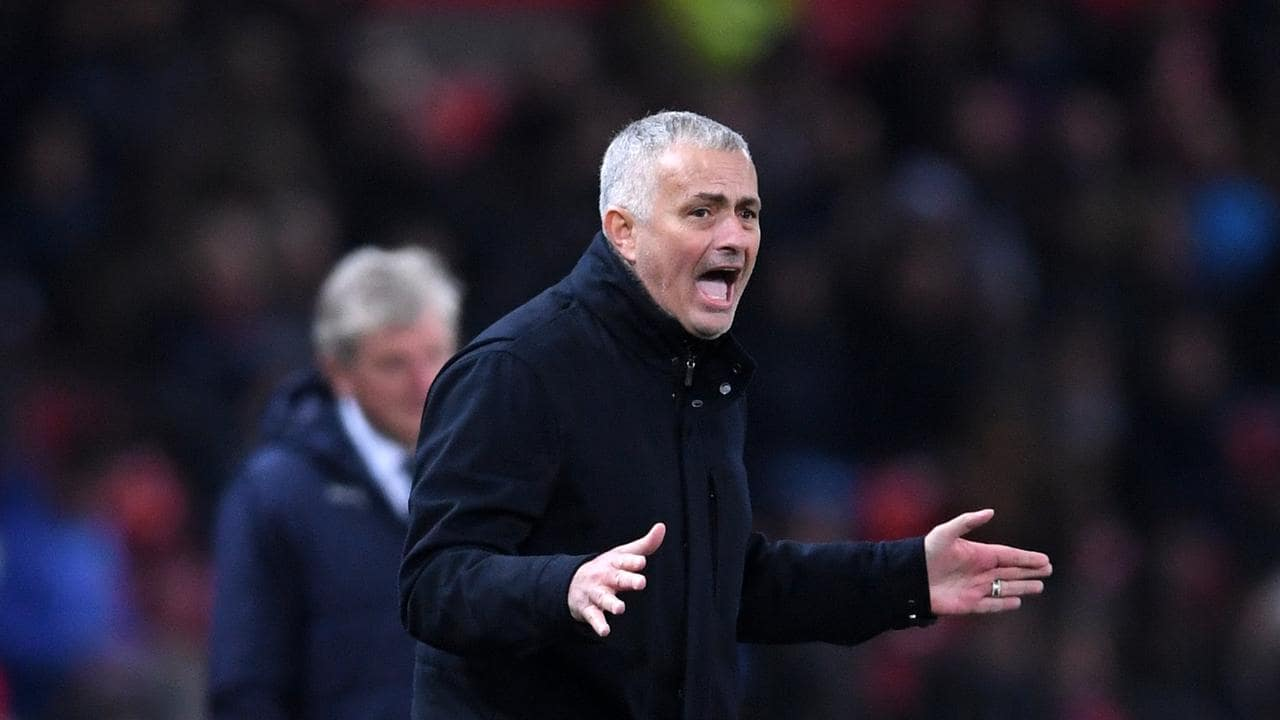 Mourinho has copped his fair share of criticism from former United players.
