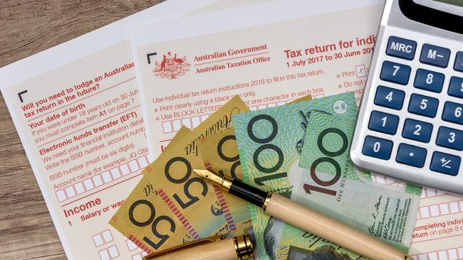 Many Australians will get a larger than normal tax refund this year.