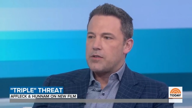 Ben Affleck reveals he'll have life long battle with booze