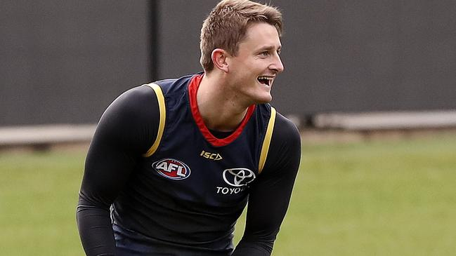 Matt Crouch is available at a huge SuperCoach discount. Picture: Sarah Reed