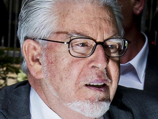 Disgraced entertainer ... artist and television personality Rolf Harris, 85, was found guilty of indecently assaulting four girls between 1968 and 1986. Picture: Tristan Fewings/Getty Images