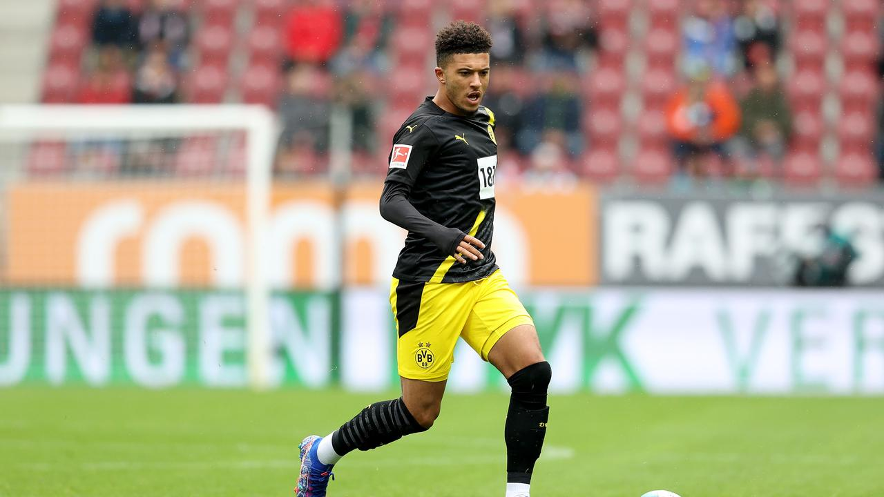 Manchester United's pursuit for Jadon Sancho goes on.