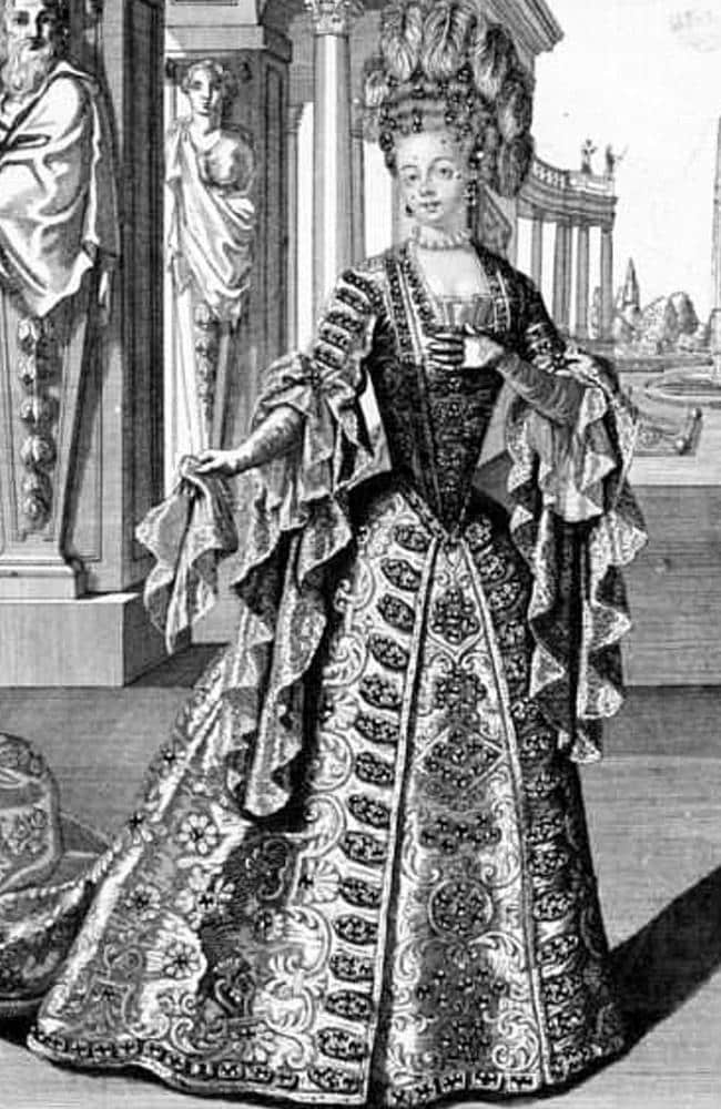 "The Marquis de Dangeau, a well-known figure in the Court of Versailles, wrote in his journal in 1701 after seeing La Maupin perform that she had ""the most beautiful voice in the world"". Picture: Alamy"