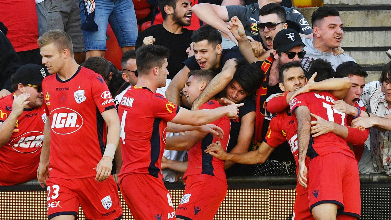 A-League: Adelaide United vs Melbourne Victory result ...