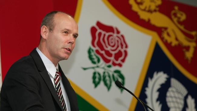 Former coach Clive Woodward says the Lions were second by a distance, but that wasn't because of current coach Warren Gatland.