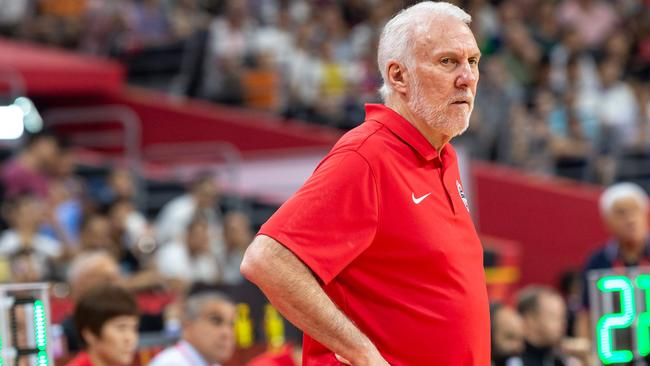 It certainly wasn't the tournament USA coach Gregg Popovich was hoping for.