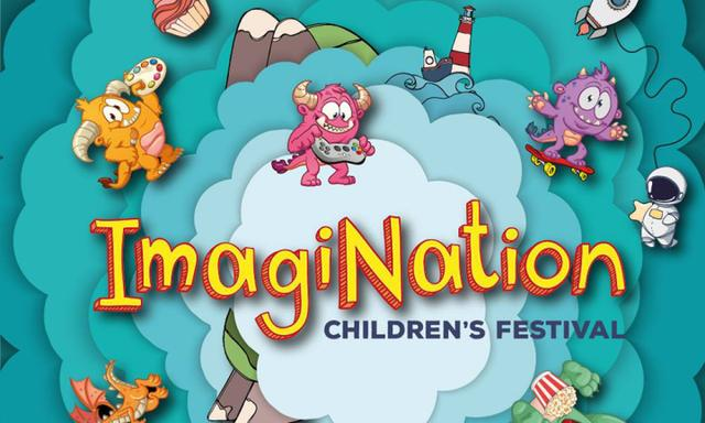 Source: Imagination Children's festival