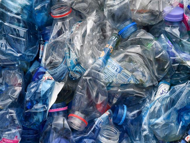 Australia's reliance on plastic is doing damage to our environment — and our health. Picture: AFP