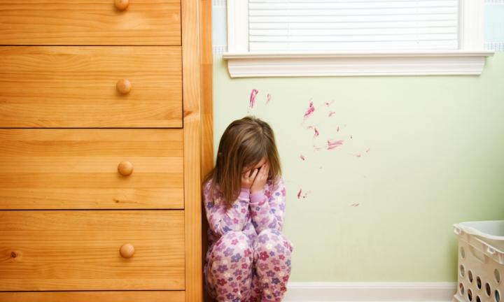 Disciplining kids: Why the 'naughty corner' doesn't work