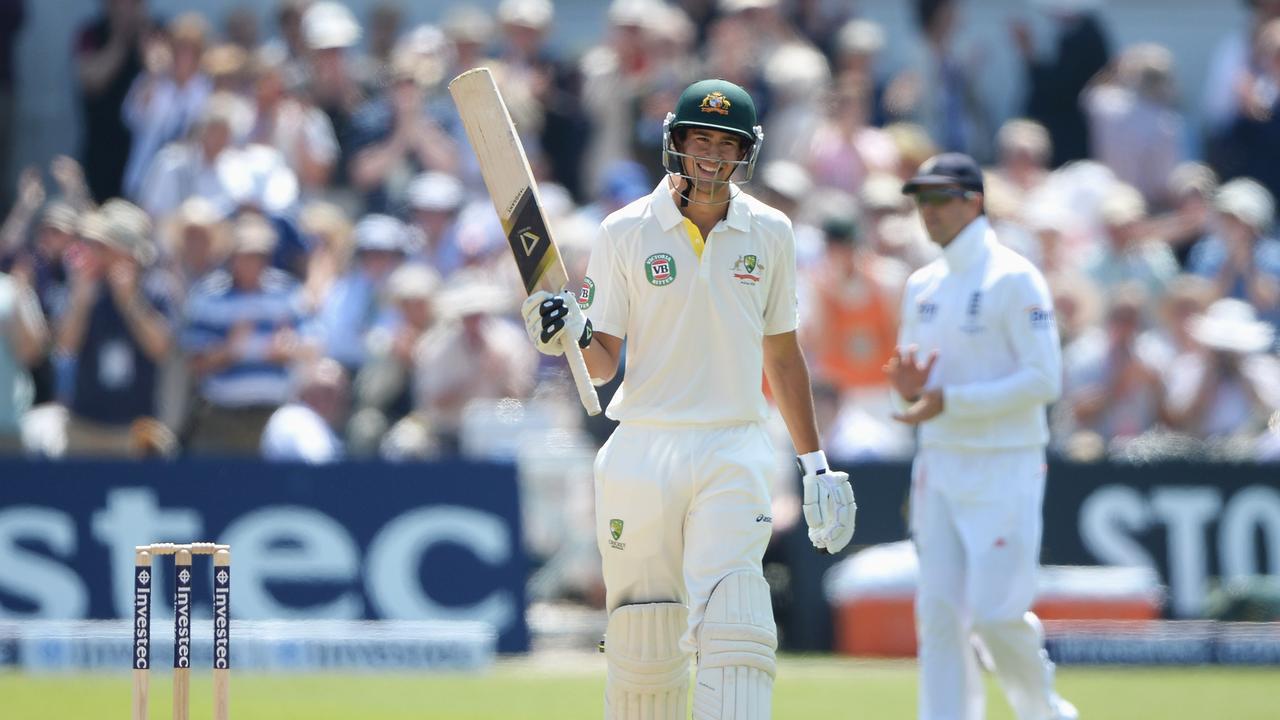 Ashton Agar made 98 on Test debut. Photo: Gareth Copley/Getty Images.